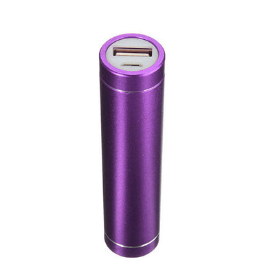 USB Power Bank Case Kit 18650 Battery Charger