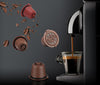 3pcs/pack Refillable Reusable Nespresso Coffee Capsule