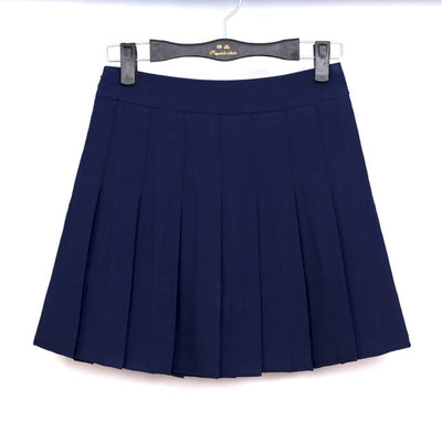 New Spring high waist ball pleated skirts