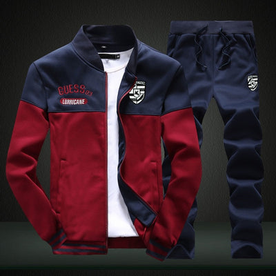 Autumn Spring Sporting Suit