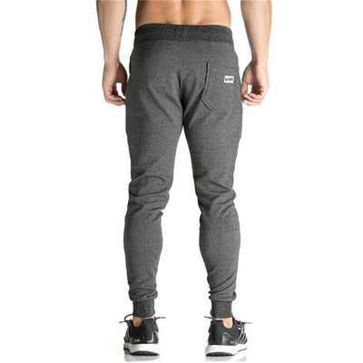 Men Sportswear Casual Elastic Workout Pant