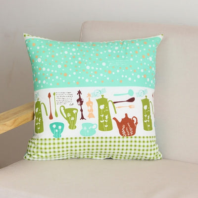 New Family Cover House Pillow case