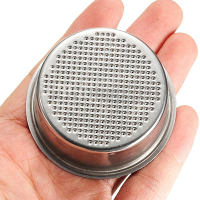 Stainless Steel Non Pressurized Coffee Filter Basket For Coffee Machine Accessories