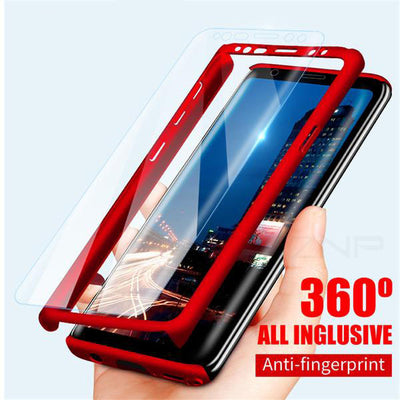 360 Degree Shockproof Phone Case