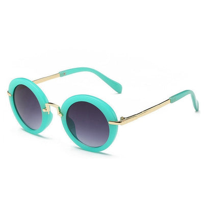 Baby Boy Round Sunglasses