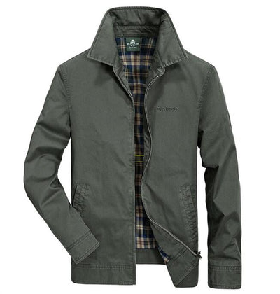 Fall casual jacket