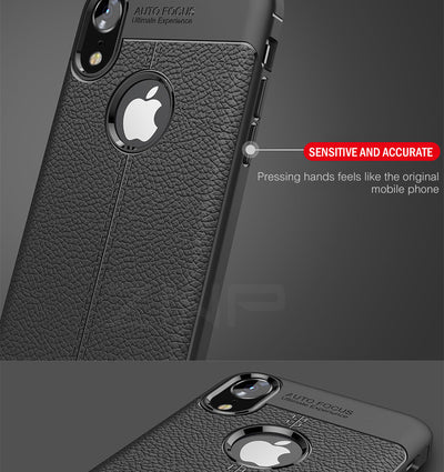 Shockproof Matte Cover For iPhone