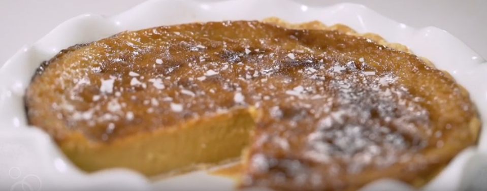Recipe: Salted Honey Pie