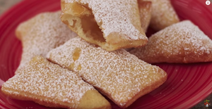 RECIPE: Sopaipillas - Mexican Pastry Dessert with Honey