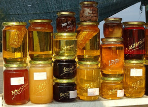 September is National Honey Month in the USA