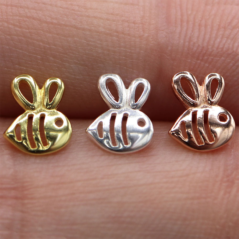 Bee Inspired Baby Bee Earrings