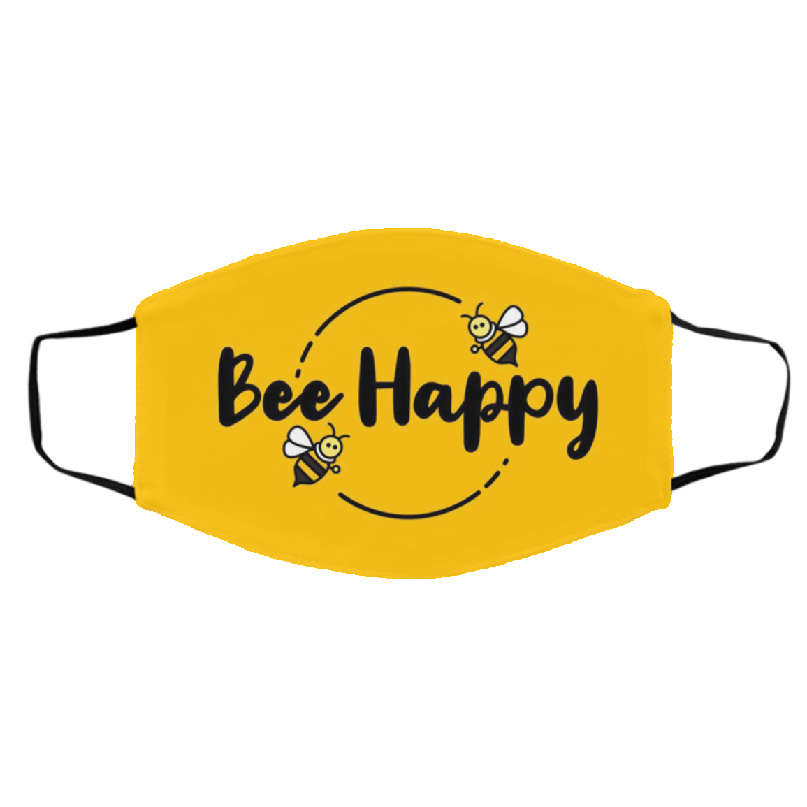 Bee Happy Honey Gold Mask