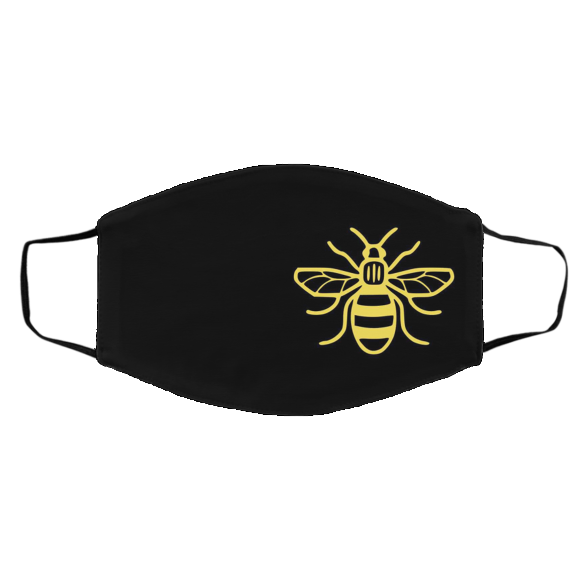 Queen Bee Face Mask