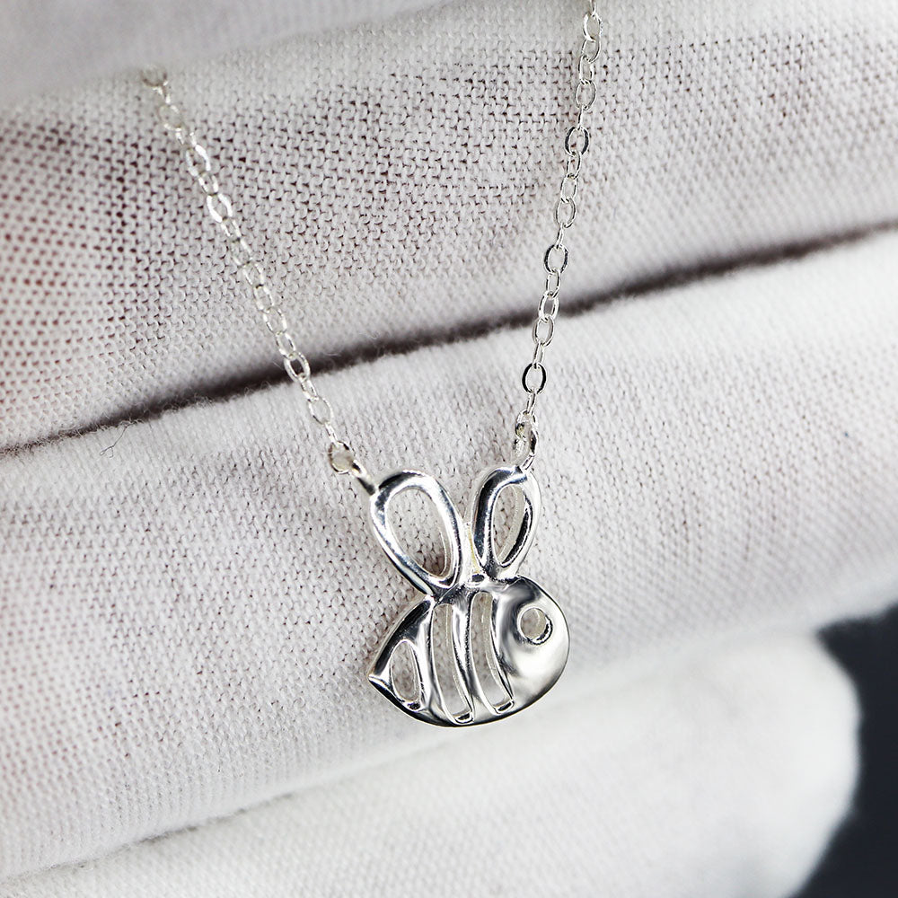 Bee Inspired Baby Bee Necklace