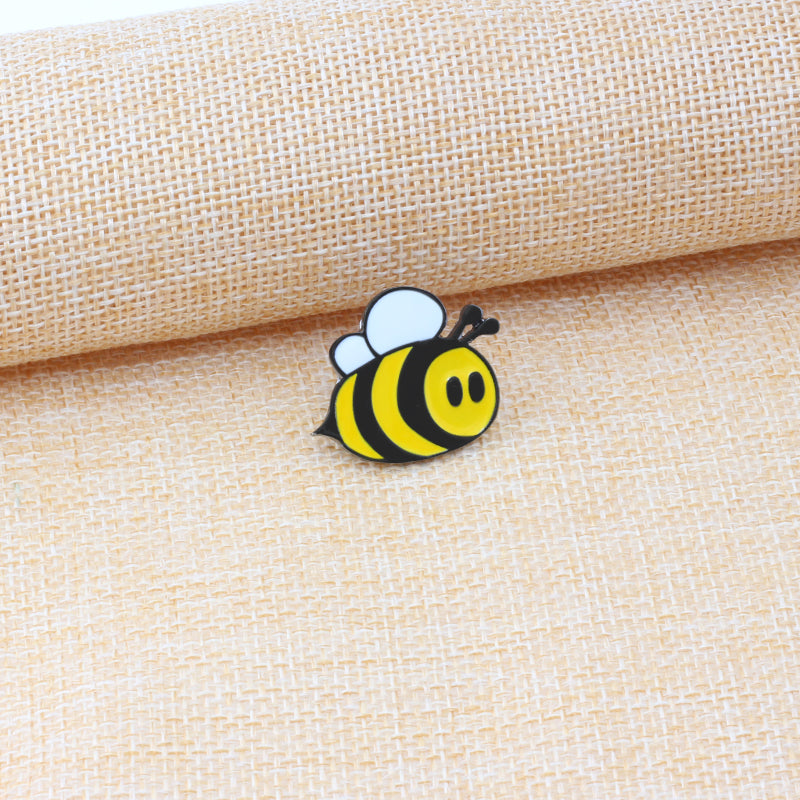 Cartoon Bee Brooch