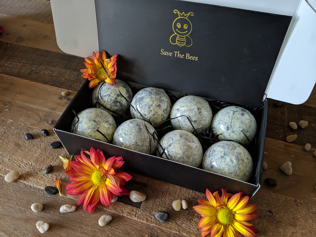Bee Mission - Bee Inspired - Bath Bombs