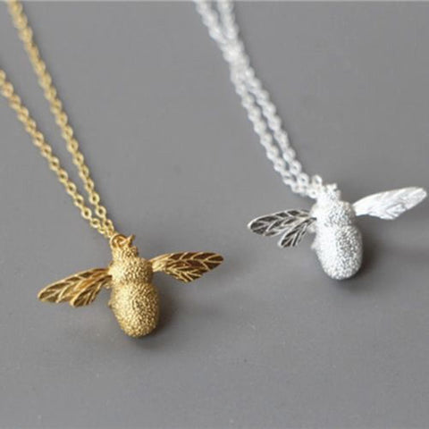 Image of Limited Edition Designer Bee Necklace