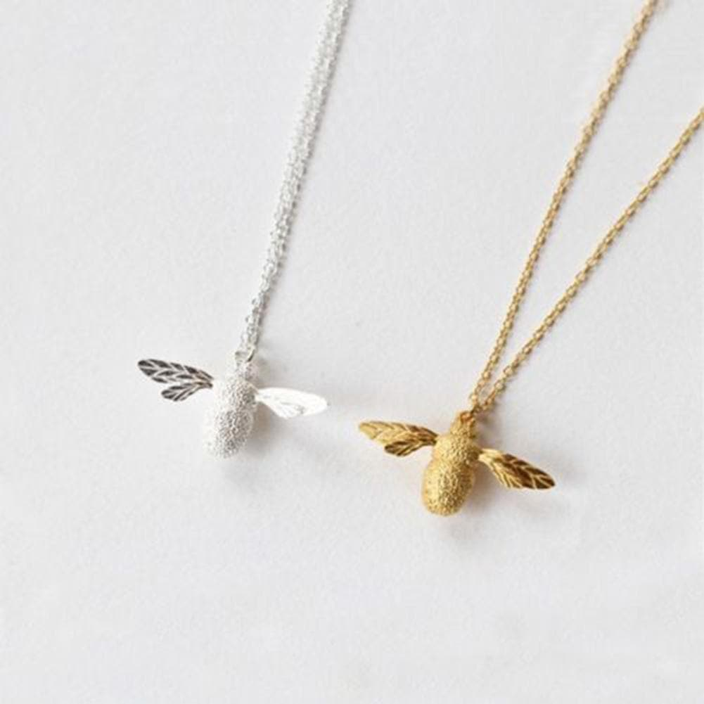 Limited Edition Designer Bee Necklace