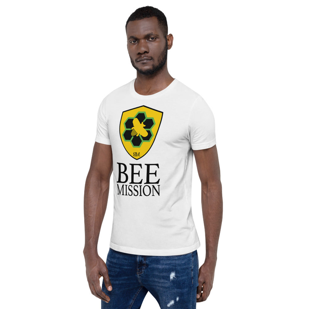 Bee Mission Unisex T-Shirt