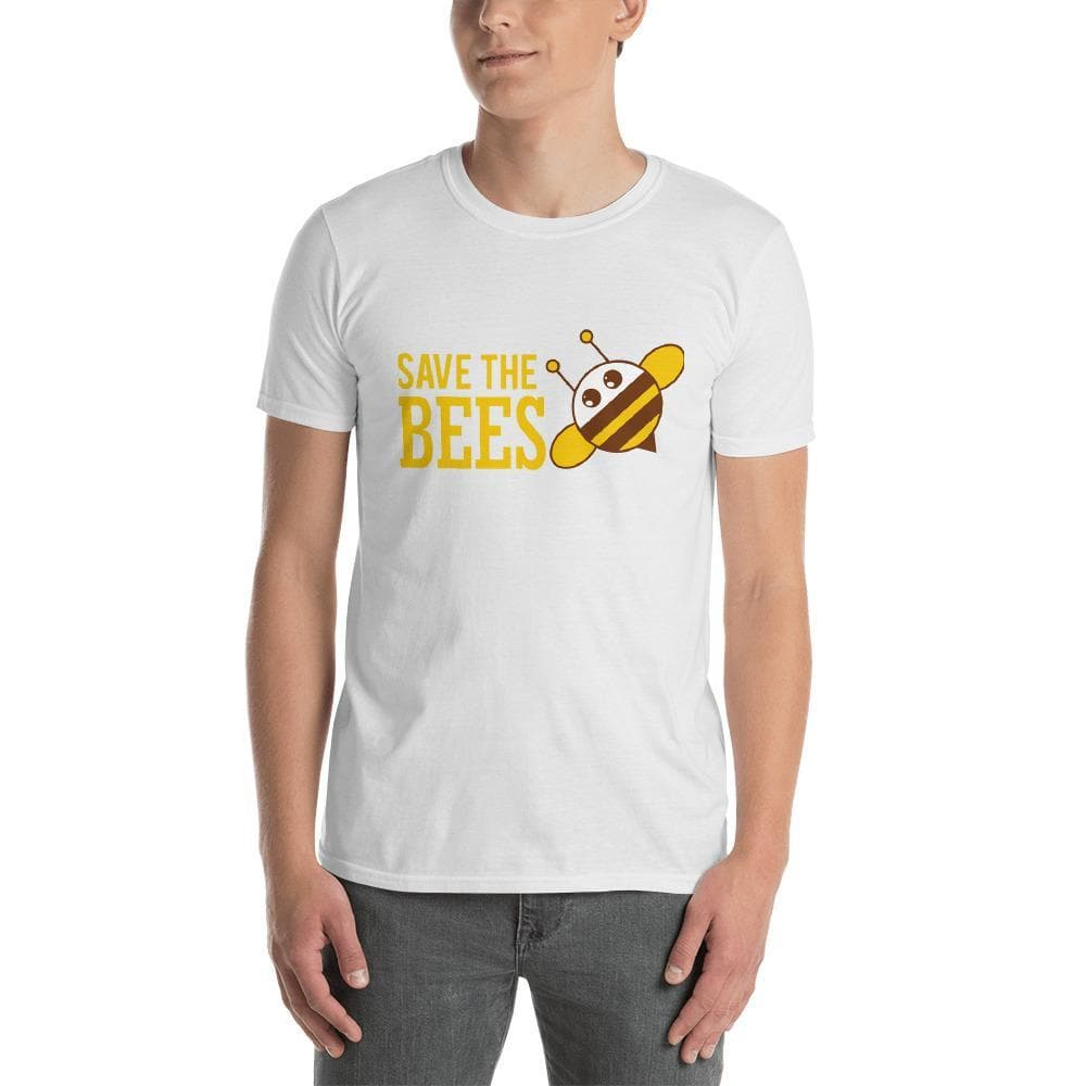 Save The Bees Short-Sleeve Unisex Tee