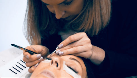 Eyelash Extension Course England