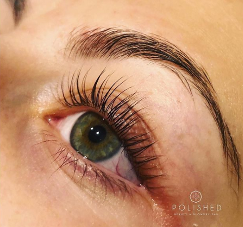 lash lift glasgow