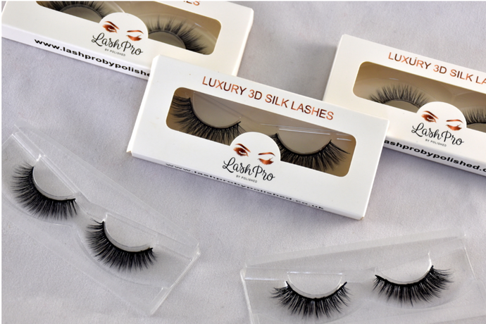 Luxury 3D Silk Lashes