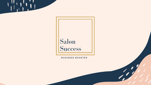 Salon Success Business Booster