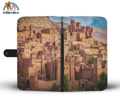 Ait Benhaddou Morocco Wallet Phone Case** Promo 2/1 Iphone X / Xs Case
