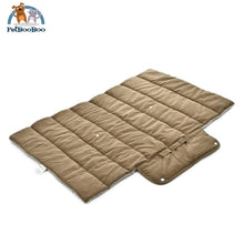 Bed Mat Use Double-Sided For Cats Ans Dogs Brown / A Dogs