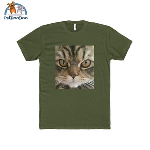 Bli Shirt For Men Solid Military Green / S T-Shirt