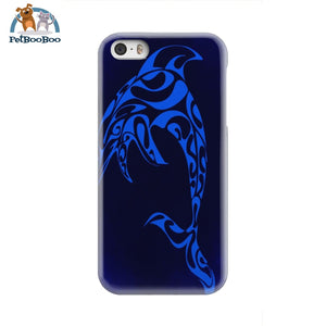Blue Dolphin Phone Case Iphone 5