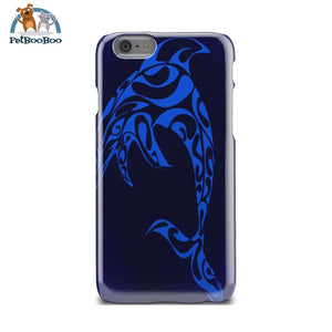 Blue Dolphin Phone Case Iphone 6