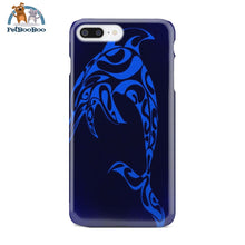Blue Dolphin Phone Case Iphone 7 Plus