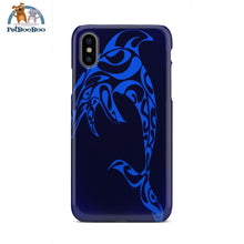 Blue Dolphin Phone Case Iphone X