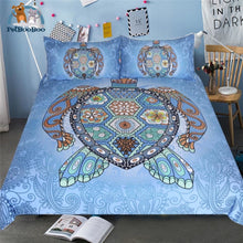 Blue Turtle Bedding Duvet Cover Set Us Twin Duvet Cover
