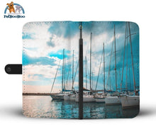 Boats Greece Wallet Phone Case** Promo 2/1 Iphone X / Xs Case