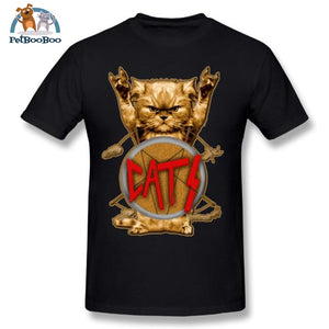 Boy Cat Slayer Tee Shirt Black / Xl Tshirt