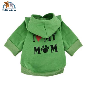 Coat Jacket Hooded For Dogs And Puppies Green / L United States Dogs