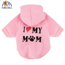 Coat Jacket Hooded For Dogs And Puppies Pink / L United States Dogs