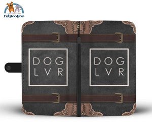 Dog Lover Wallet Phone Case Iphone X / Xs