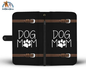 Dog Mom Wallet Phone Case Iphone X / Xs