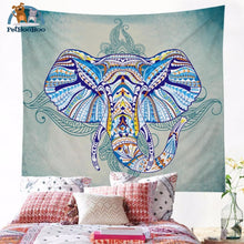Elephant Tapestry Wall Hanging 001 Tapestry