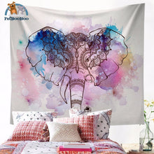 Elephant Tapestry Wall Hanging 005 Tapestry