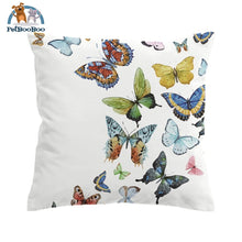 Flying Butterflies Cushion Cover Cushion