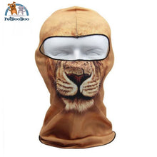 Full Face Mask For Bicycle Bike And Snowboard Lion Face