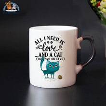 Funny Cat Magic Mug 100003290