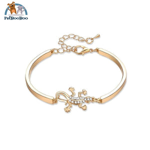 Gecko Bracelet/bangle For Women With Rhinestone 200000147