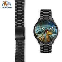 Golden Butterfly Black Watch