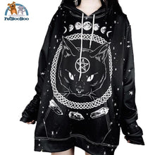 Gothic Moon Phase Plus Size For Women 200000348